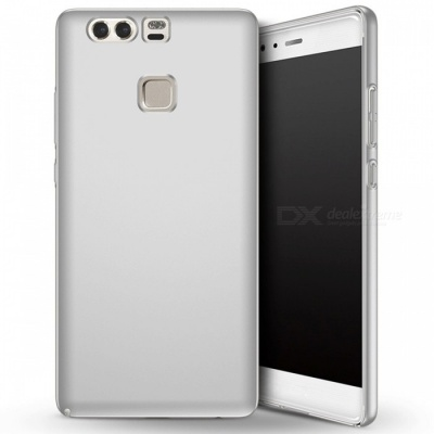 Naxtop PC Hard Protective Back Case for Huawei P9 - Silver