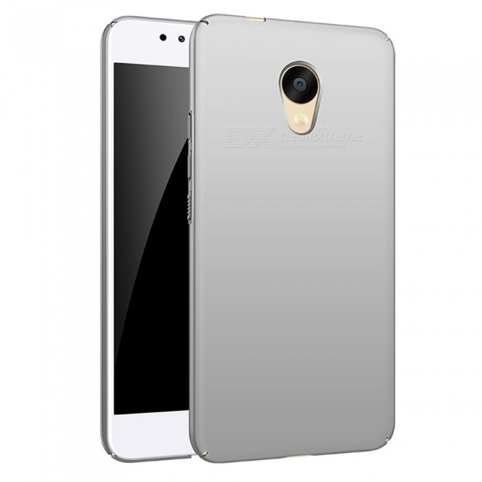 Naxtop PC Hard Protective Back Case for Meizu M5s - SilverPlastic Cases<br>Form  ColorSilverModelN/AMaterialPCQuantity1 DX.PCM.Model.AttributeModel.UnitShade Of ColorSilverCompatible ModelsMeizu M5sFeaturesDust-proof,Shock-proof,Abrasion resistance,Easy-to-removePacking List1 x Case<br>