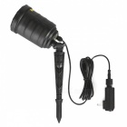 blinblin-San-4-IP65-Waterproof-Wired-Outdoor-Laser-Lawn-Lamp-Black