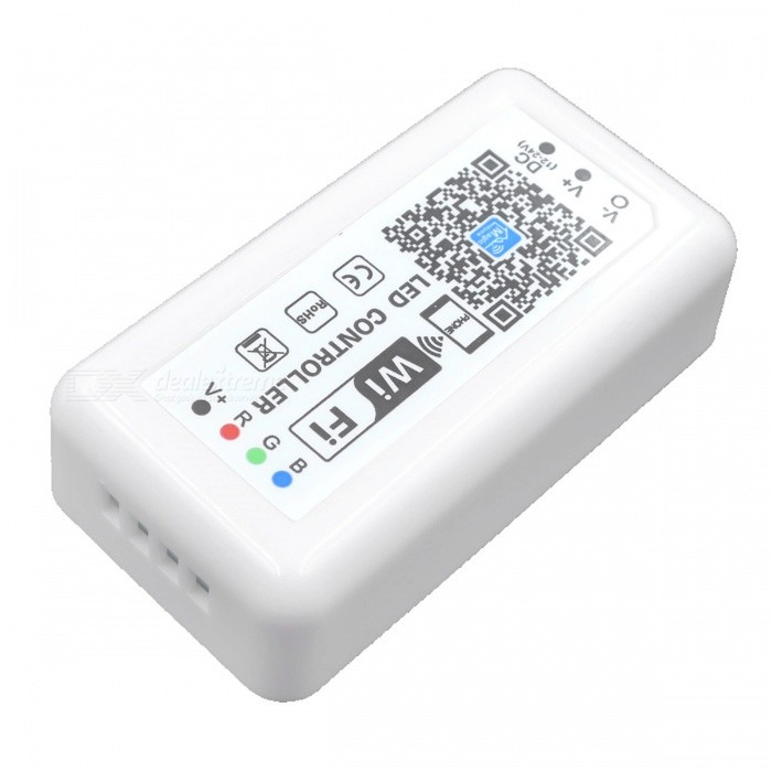 SZFC Mini Wi-Fi-LED-ohjain RGB-LED-nauhalle