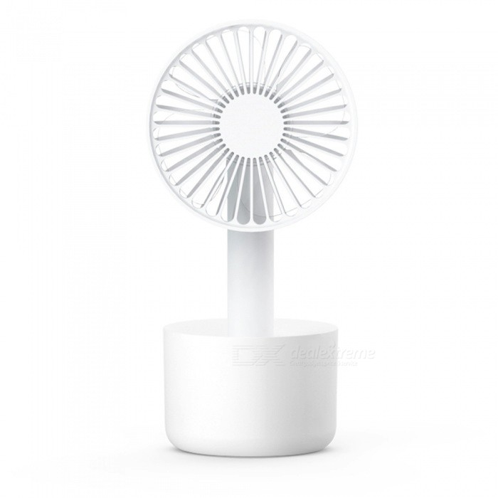 Portable Mini USB Charging Strong Wind Fan - WhiteUSB Fans<br>Form  ColorWhiteModelHHy-DFLQuantity1 DX.PCM.Model.AttributeModel.UnitShade Of ColorWhiteMaterialABS/PCInterfaceUSB 2.0Powered ByOthers,USB+Built in lithium batteryFan Blades Qty4Fan Mode3Packing List1 x USB strong wind mini fan1 x USB Charging wire1 x Exquisite packing box<br>