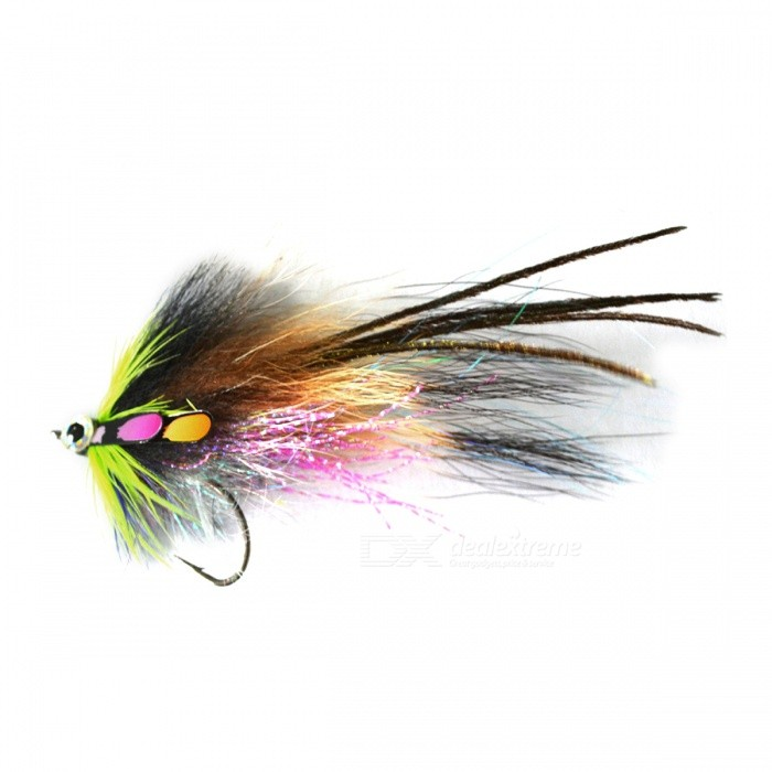 JR-0003 Insect Fly Style Artificial Fishing Bait Lure - MulticolorFishing Baits<br>Form  ColorMulticolor (JR-0003)ModelJR-0003Quantity1 DX.PCM.Model.AttributeModel.UnitMaterialFeather, PlasticFishing Site River,Pool,Sea,Surf Fishing,Sea Boat Fishing,Rock Fishing,Reservoir,PondPacking List1 x Fishing lure<br>