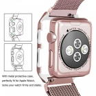 Miimall Mesh Magneettikotelo, jossa 38 mm: n Apple Watch-Rose Gold