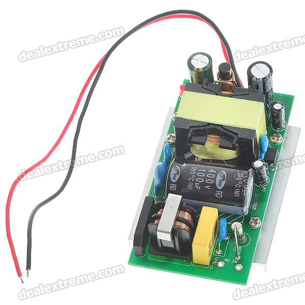 1.6A 50W Power Constant Current Source LED Driver (85~265V)