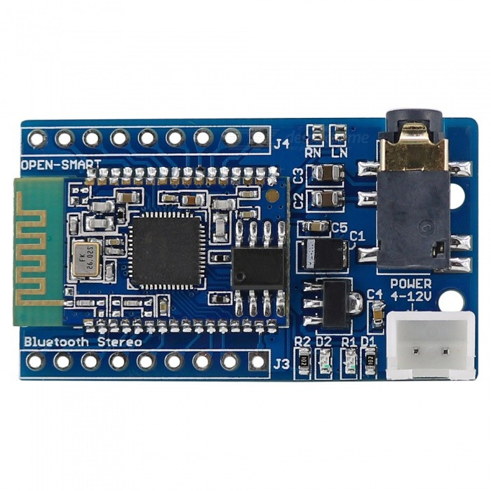 Dx coupon: OPEN-SMART BK8000L Bluetooth Stereo Audio Music Player Module