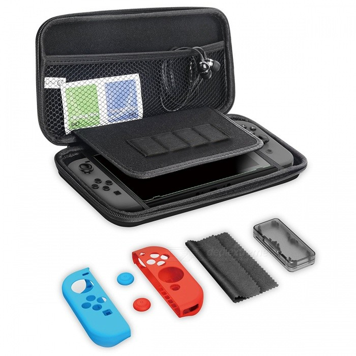 GameWill Carry Case Kit for Nintendo Switch