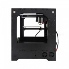 Geeetech Wooden Duplicator 5 DIY Kit Dual Extruder 3D Printer