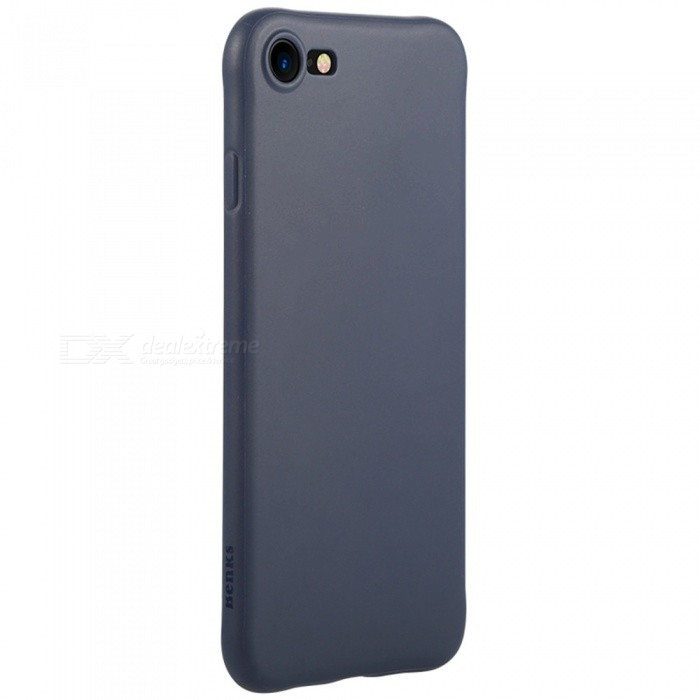 Benks Solid TPU suojakotelo IPHONE 7: lle-Royal Blue