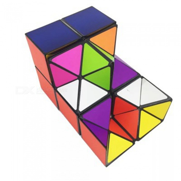 SPO 2-in-1 Stress Releife Rotatable Magic Cube Toy for KidsMagic IQ Cubes<br>Form  ColorColorfulMaterialPlasticQuantity1 DX.PCM.Model.AttributeModel.UnitTypeOthers,2x2x2Suitable Age 3-6 months,6-9 months,9-12 months,13-24 months,3-4 years,5-7 years,8-11 years,12-15 years,Grown upsPacking List1 x Rubiks cube<br>