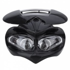 CARKING-Universal-LED-Motorcycle-Headlight-Enduro-Cross-Lamp-Black