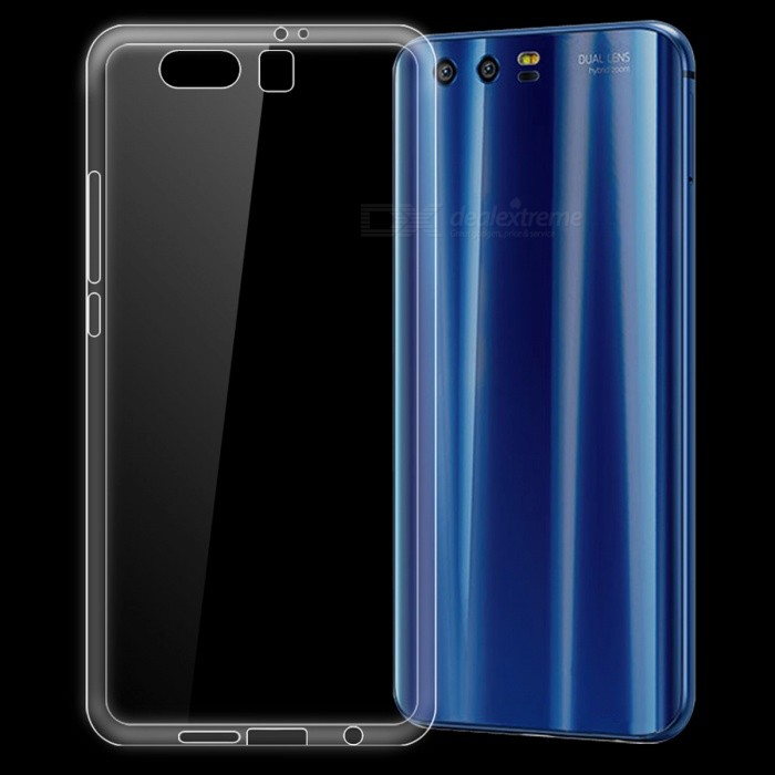 Dayspirit Ultra-Thin TPU Back Cover Case for Huawei Honor 9TPU Cases<br>Form  ColorTransparentModelN/AMaterialTPUQuantity1 pieceShade Of ColorTransparentCompatible ModelsHuawei Honor 9Packing List1 x Case<br>