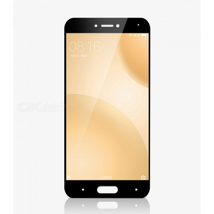 Naxtop Tempered Glass Screen Protector for Xiaomi Mi 5C - BlackScreen Protectors<br>Form  ColorBlack (1Pc)Screen TypeGlossyModelN/AMaterialTempered GlassQuantity1 DX.PCM.Model.AttributeModel.UnitCompatible ModelsXiaomi Mi 5CFeatures2.5D,Fingerprint-proof,Scratch-proof,Tempered glassPacking List1 x Tempered glass film1 x Wet wipe1 x Dry wipe1 x Dust absorber<br>