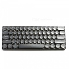 61-Key-Bluetooth-Wireless-Mechanical-Keyboard-with-Backlight-Black