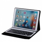 Slim Bluetooth Tangentbord Folio Case Cover Stativ för iPad Pro12.9 Black