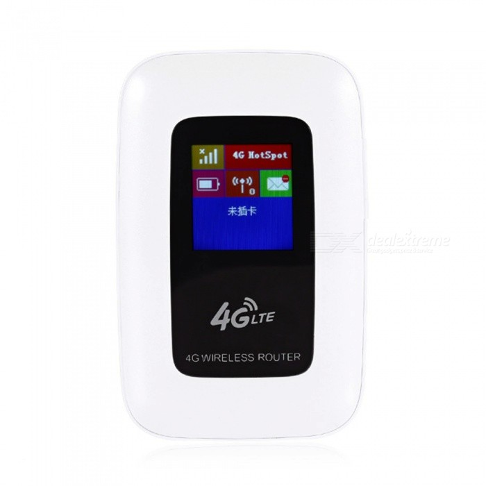 G4-505B 4G LTE High Speed ​​Mobile Wi-Fi routern-Vit