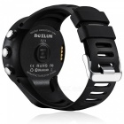 "S23 Outdoor Sports 1.2"" Smart Watch with GPS Tracker - Black"