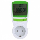 EU-Plug-Power-Energy-Meter-Wattage-Voltage-Current-Frequency-Monitor