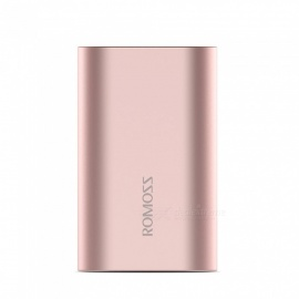 ROMOSS-A10-10000mAh-Dual-USB-Quick-Charge-Power-Bank-Pink