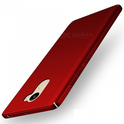 Naxtop PC Hard Protective Back Case for Xiaomi Redmi 4(2GB+16GB) - Red