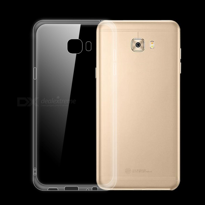 Dayspirit Ultra-Thin TPU Back Cover Case for Samsung Galaxy C7 / C7proTPU Cases<br>Form  ColorTransparentModelN/AMaterialTPUQuantity1 pieceShade Of ColorTransparentCompatible ModelsSamsung Galaxy C7 / C7proPacking List1 x Case<br>