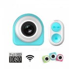 Mini Lifestyle Action Camera Full HD 1080p w/ Wi-Fi