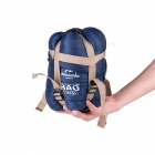 NH Portable Outdoor Indoor Adult Coral Samt Schlafsack - Dunkelblau