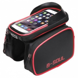 B-SOUL-Bicycle-Water-Resistant-Tube-Bag-62quot-Phone-Bag