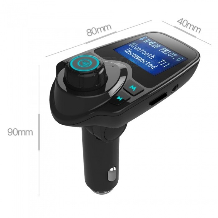 T11-Car-Bluetooth-MP3-Handsfree-FM-Transmitter-Black