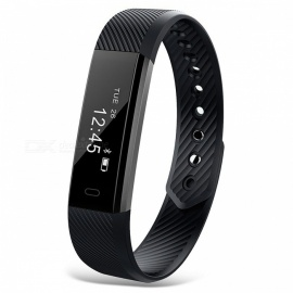 ID115 IP67 Waterproof Smart Bracelet with Fitness Tracker