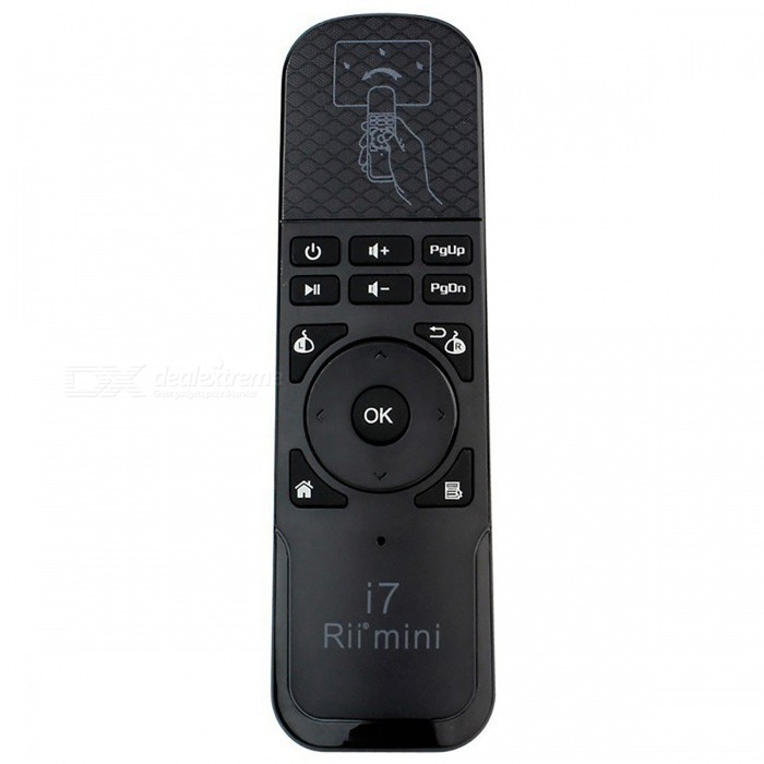 Rii-i7-Mini-Fly-Air-Mouse-24GHz-Wireless-Remote-Control