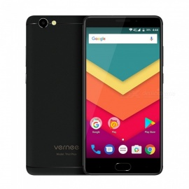 "Vernee Thor Plus 5.5"" Android 7.0 4G Smartphone 3G RAM 32G ROM - Black"