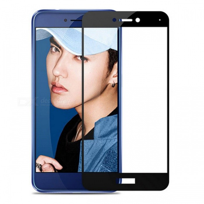 Dx coupon: Naxtop Tempered Glass Screen Protector for Huawei Honor 8 Lite