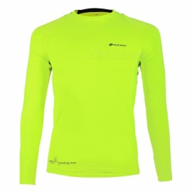 NUCKILY-Riding-Jacket-for-Spring-Summer-Fluorescent-Green