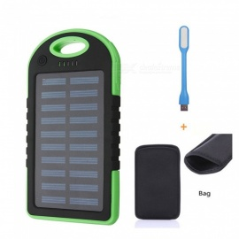 5000mAh-Waterproof-Solar-Power-Bank-2b-LED-Light-Green-2b-Black