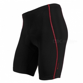 NUCKILY-Unisex-Breathable-Lycra-Cycling-Riding-Shorts-Red-Line-XXXL