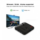 ZX918 Android 7.1 RK3328 HD Smart TV Box mit 1GB, 8GB (EU Stecker)