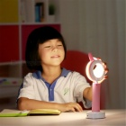 YWXLight 5V Creative Cartoon Mini USB bordslampa (Rosa)