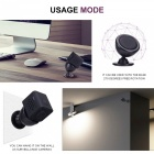 1080P Mini Wi-Fi IP Camera with Infrared Night Vision - Black