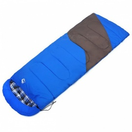 Hasky-Outdoor-Adult-Camping-Envelope-Style-Sleeping-Bag-Blue