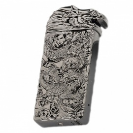 ZHAOYAO-Cool-Dragon-Style-USB-Rechargeable-Cigarette-Lighter