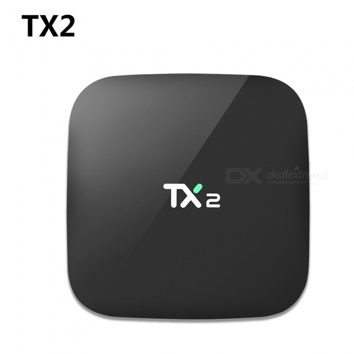 TX2 TV Box Android 6.0 Smart TV Player 16GB Cortex-A7 RK3229 - US Plug