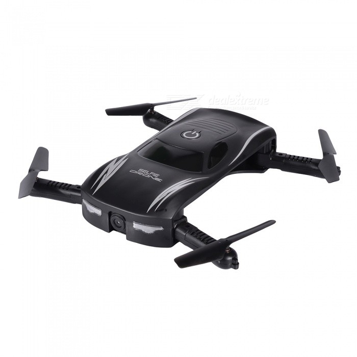 X185-Wi-Fi-FPV-Foldable-Mini-Pocket-Drone-RC-Quadcopter-with-Camera