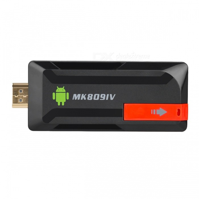MK809 IV Android RK3229 Quad-Core TV Dongle with 2GB, 8GB
