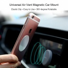 ROCK Magnetic Car Phone Halter Air Vent Outlet drehbaren Mount Magnet