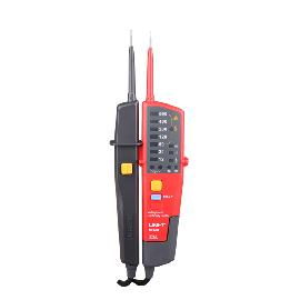 UNI-T-UT18B-Voltage-and-Continuity-Tester-Red-Black