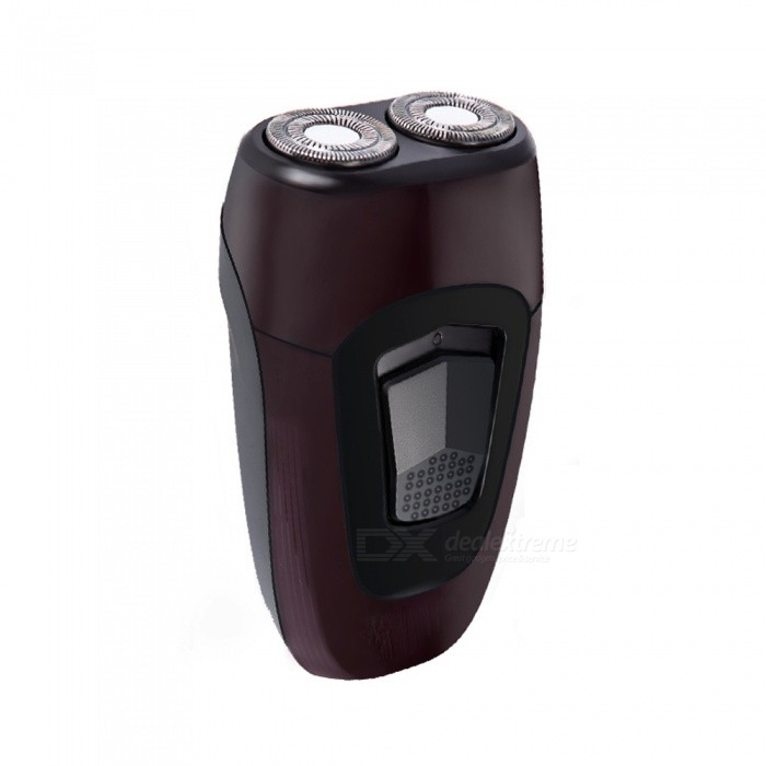 SS230-Rechargeable-Mens-Rotary-Electric-Razor-Shaver