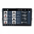 "Funrover 9"" 1024 x 600 Android 6.0 Car Player Stereo for VW Skoda"
