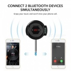 3-i-1 bil Bluetooth FM-sändare Handsfree Calling Holder Charger