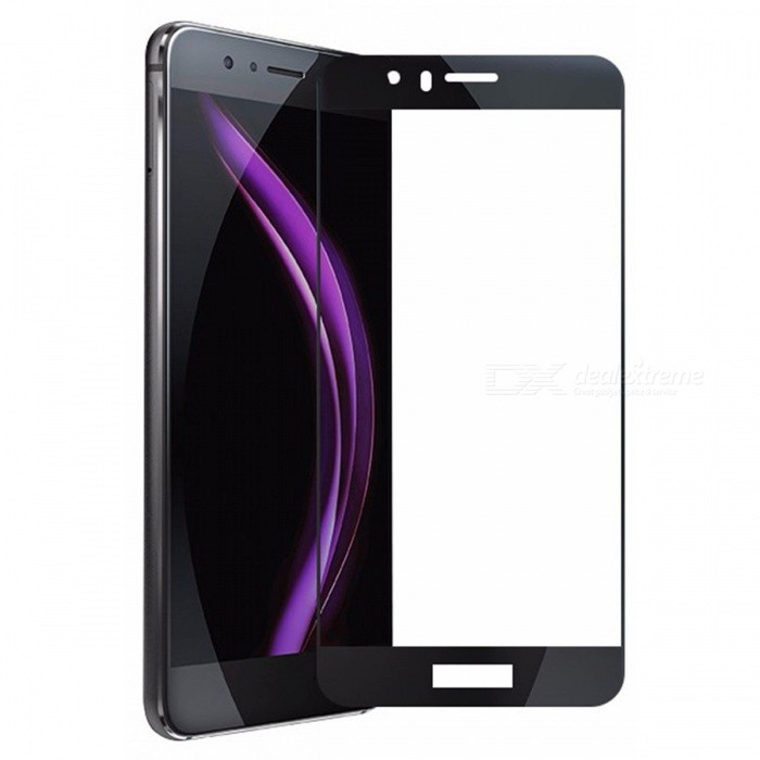 Naxtop Tempered Glass Screen Protector for Huawei Honor 8 - BlackScreen Protectors<br>Form  ColorBlackScreen TypeGlossyModelN/AMaterialTempered GlassQuantity1 DX.PCM.Model.AttributeModel.UnitCompatible ModelsHuawei Honor 8Features2.5D,Fingerprint-proof,Scratch-proof,Tempered glassPacking List1 x Tempered glass film1 x Wet wipe1 x Dry wipe1 x Dust absorber<br>