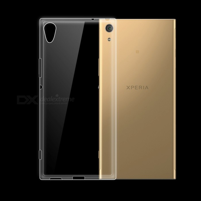 Dayspirit Ultra-Thin TPU Back Cover Case for Sony Xperia XA1TPU Cases<br>Form  ColorTransparentModelN/AMaterialTPUQuantity1 pieceShade Of ColorTransparentCompatible ModelsSony Xperia XA1Packing List1 x Case<br>